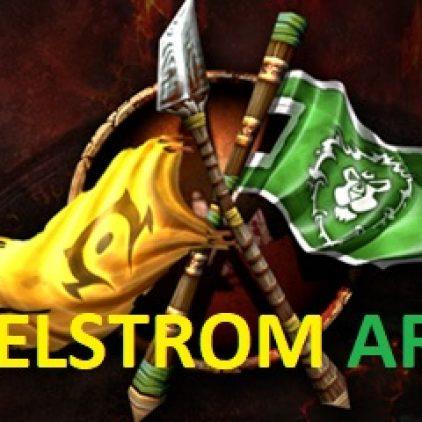 [EVENTO]Maelstrom arena